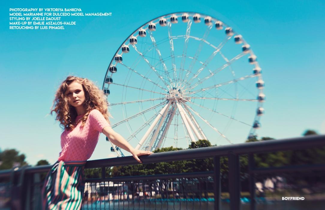 Boyfriend Mag - August 2018 - Lolita - Viktoria Bankova DPS