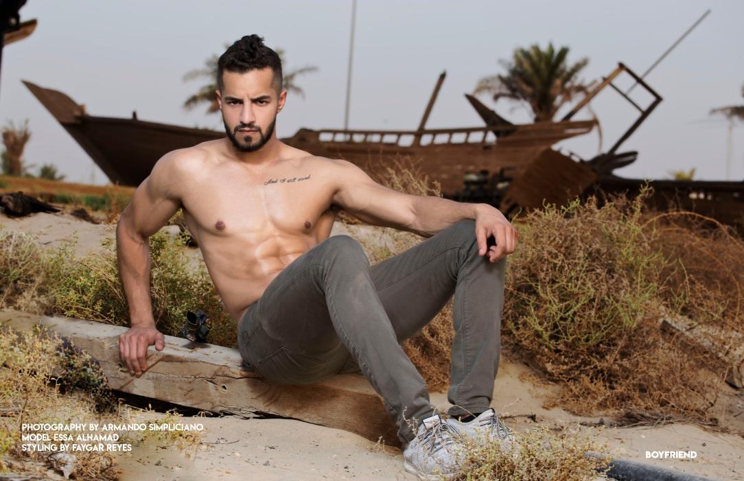 Boyfriend Mag - August 2018 - Rio - Armando Simpliciano DPS