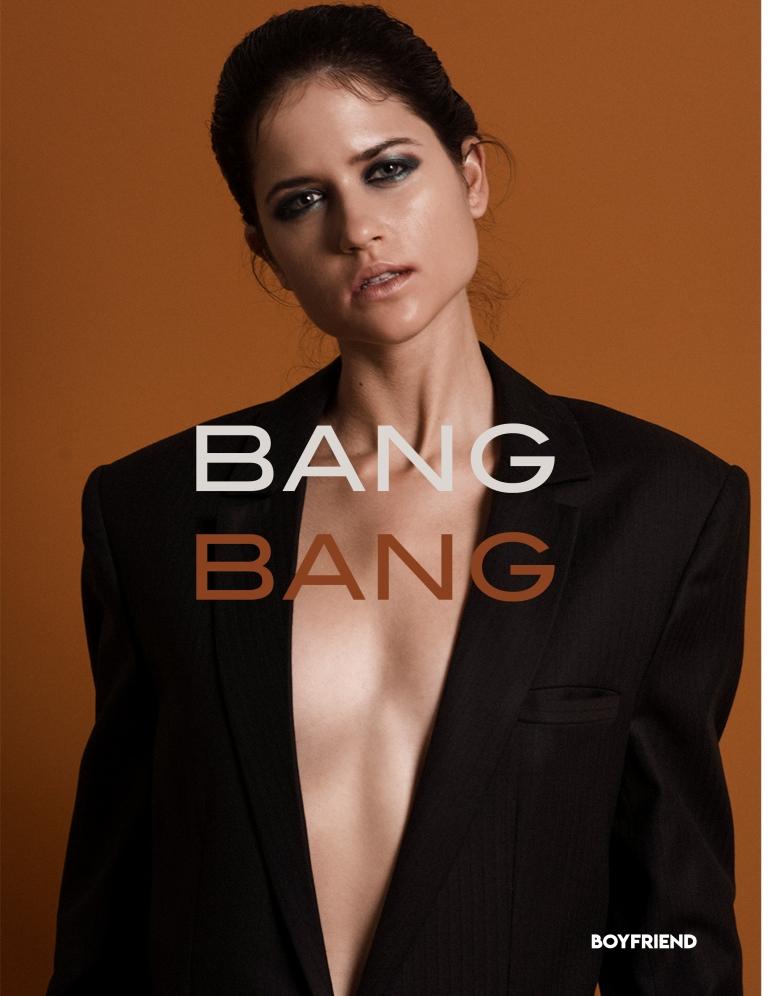 Boyfriend Mag - July 2018 - Bang Bang - Balint Fejes