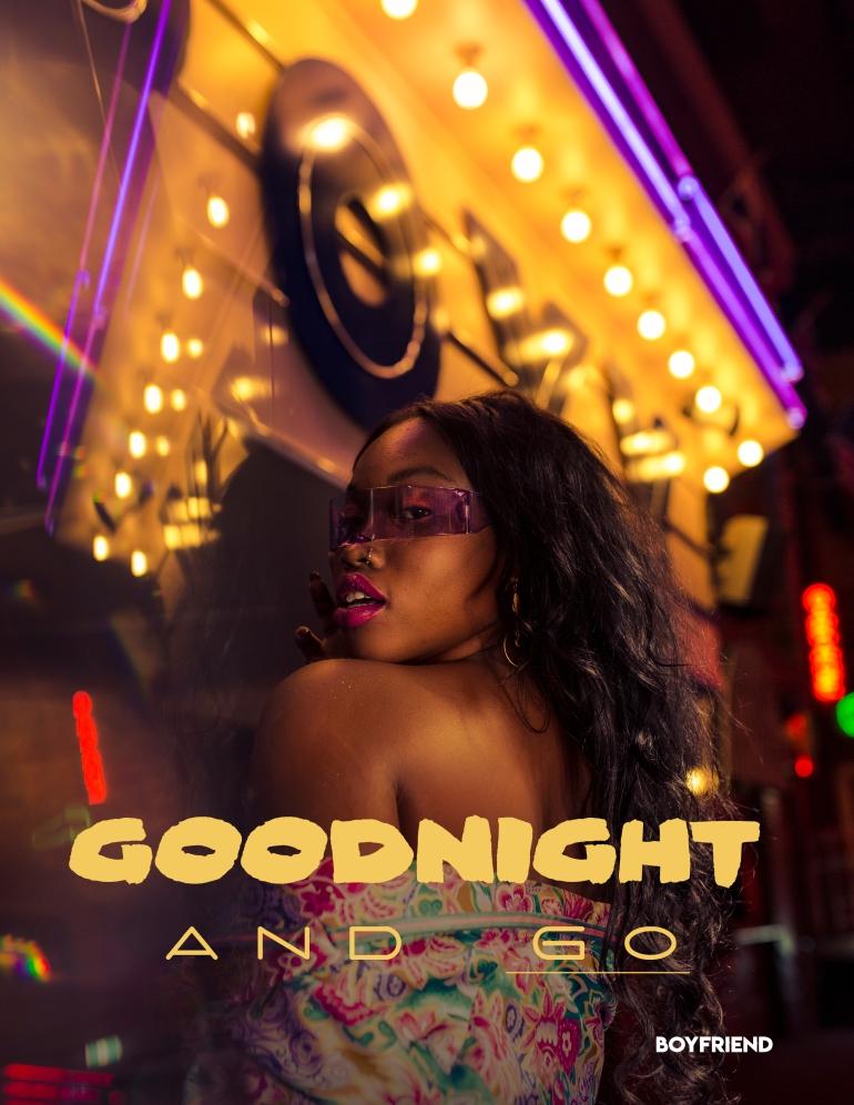 Boyfriend Mag - August 2018 - Goodnight and Go - Aaron White
