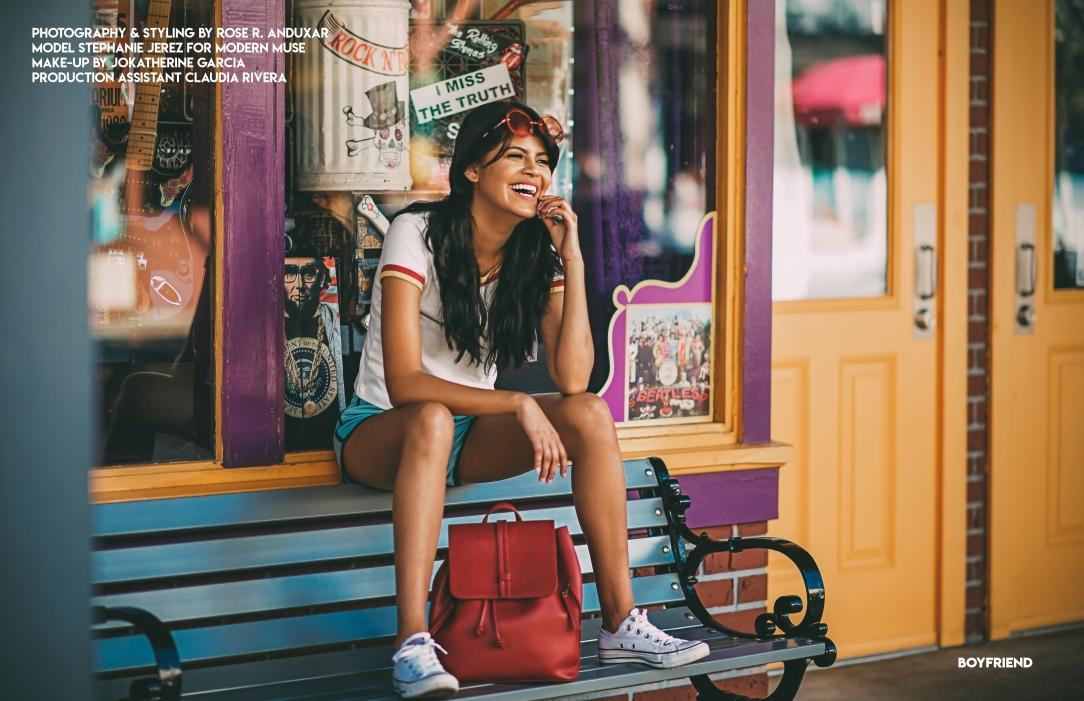 Boyfriend Mag - August 2018 - I Wanna Go - Rose R Anduzar DPS
