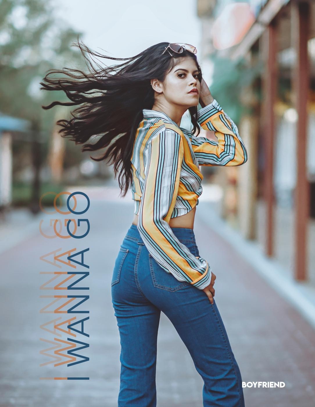 Boyfriend Mag - August 2018 - I Wanna Go - Rose R Anduzar