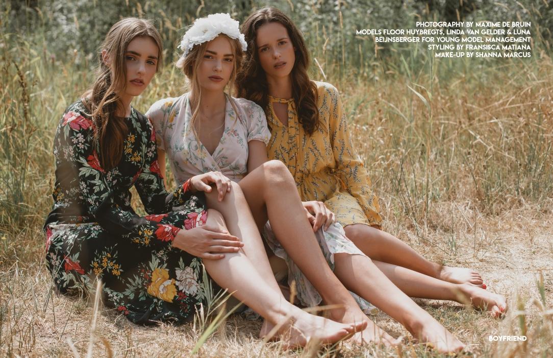 Boyfriend Mag - August 2018 - Pocketful of Sunshine - Maxime De Bruin DPS