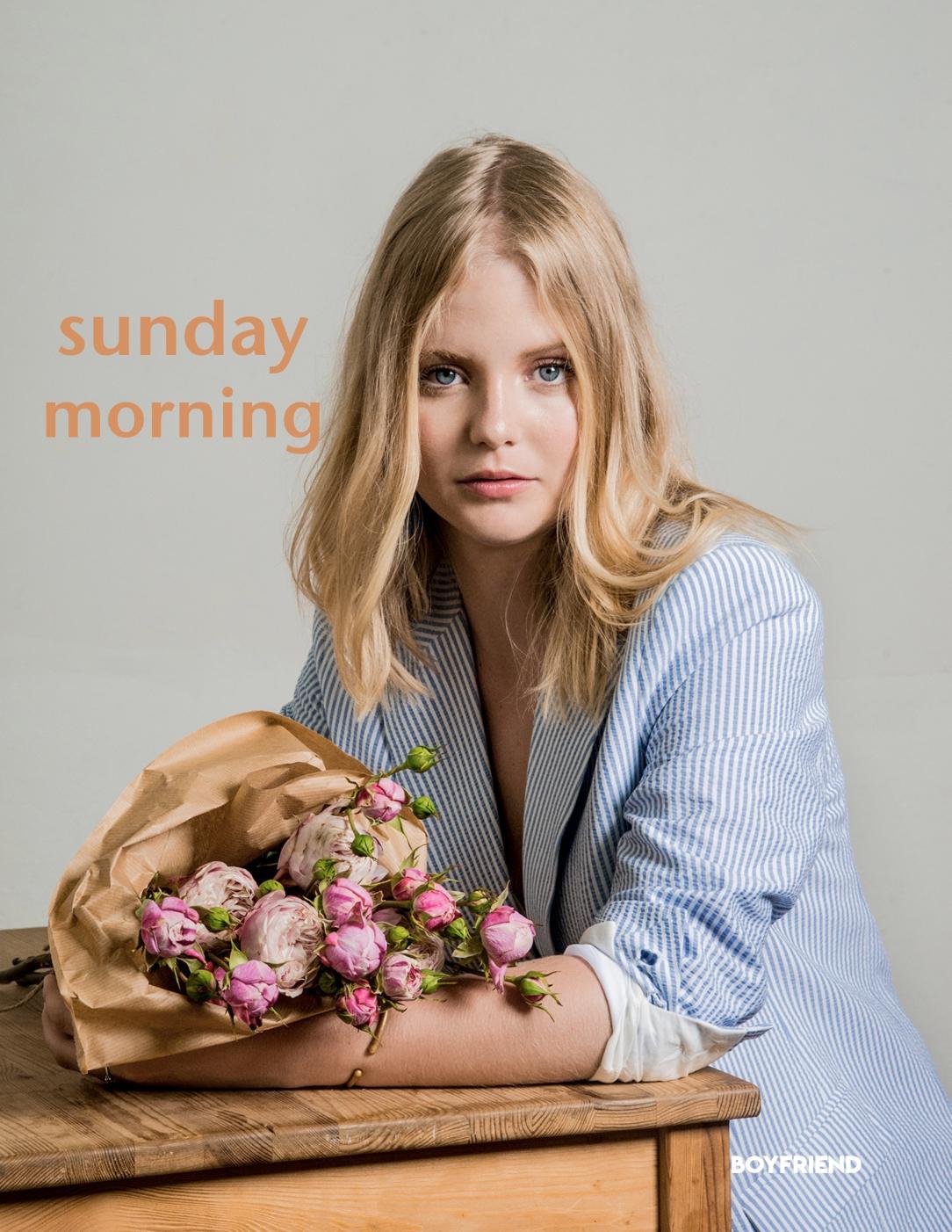 Boyfriend Mag - August 2018 - Sunday Morning - Bruno Martinez