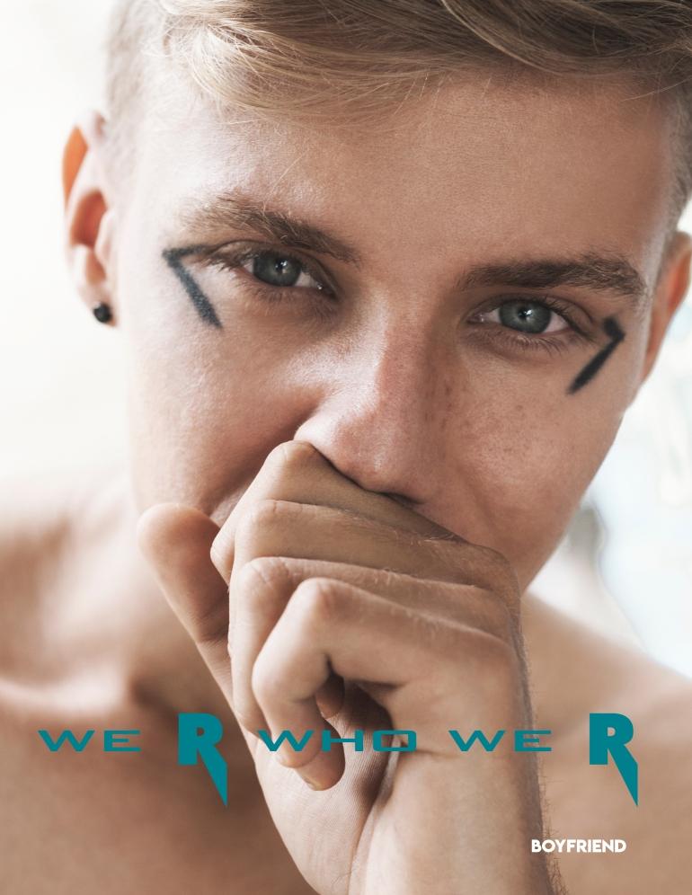 Boyfriend Mag - August 2018 - We R Who We R - Ana Larazzy