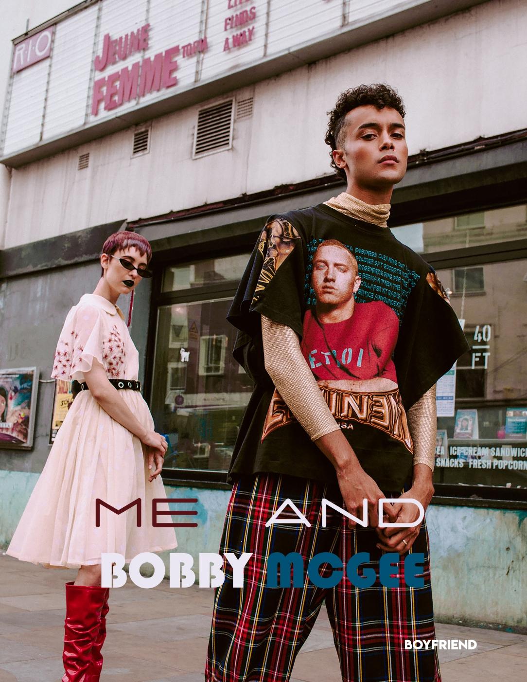 Boyfriend Mag - September 2018 - Me and Bobby McGee