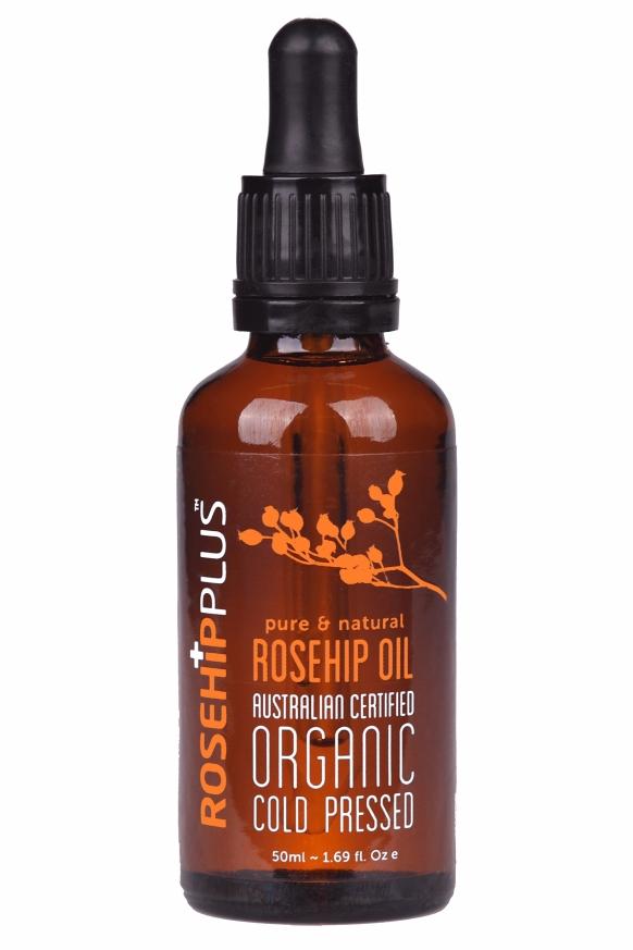 RosehipPLUS™ Australian Certified Organic Rosehip Oil 50ml_0680569358141