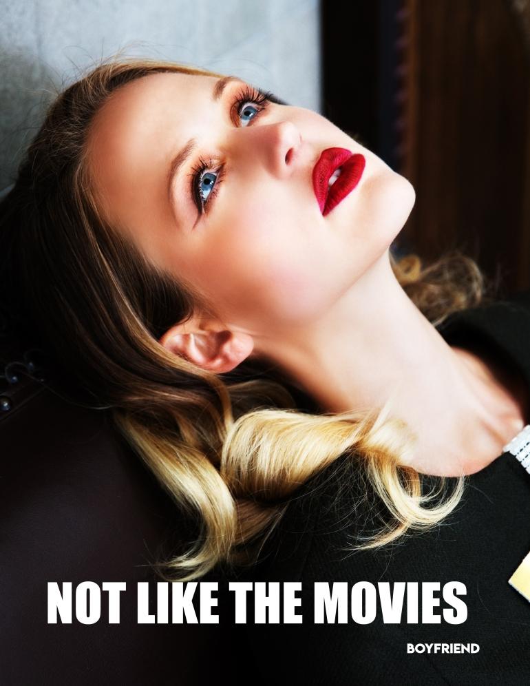 Boyfriend Mag - October 2018 - Not Like the Movies - Aliona Kuznetsova