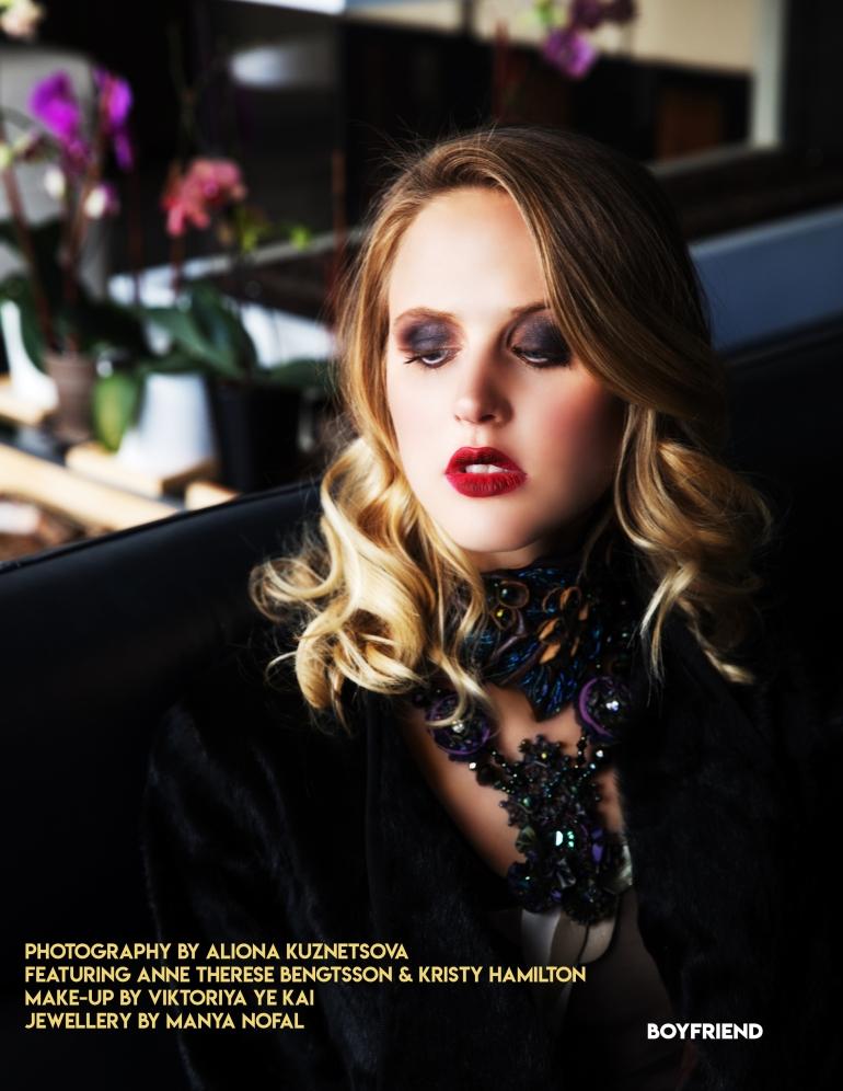 Boyfriend Mag - October 2018 - Not Like the Movies - Aliona Kuznetsova3