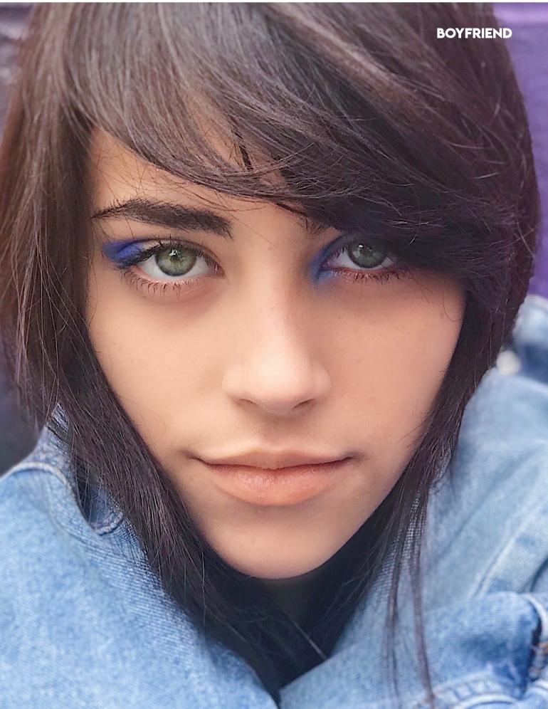 Boyfriend Mag - September 2018 - Ms Blue Sky - Anna Bertram Cocomero2
