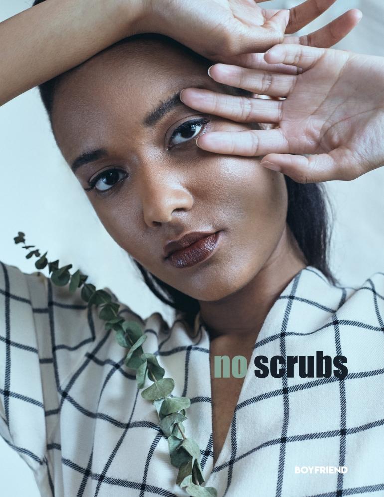 Boyfriend Mag - September 2018 - No Scrubs - Hanna Pavlova