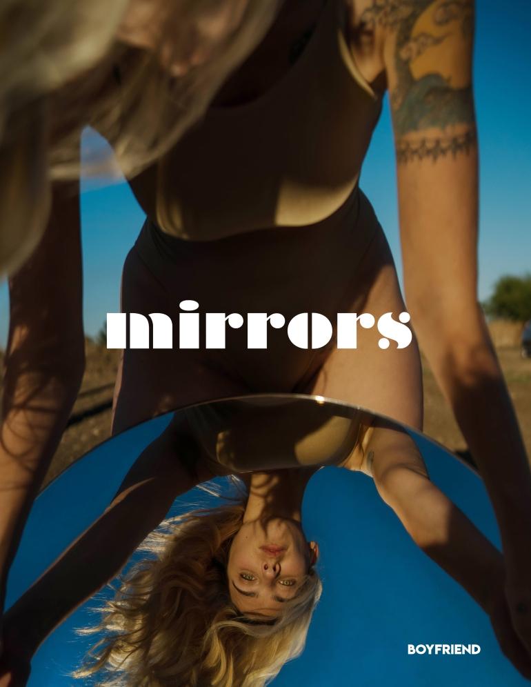 Boyfriend Mag - October 2018 - Mirrors - Jason Hussein