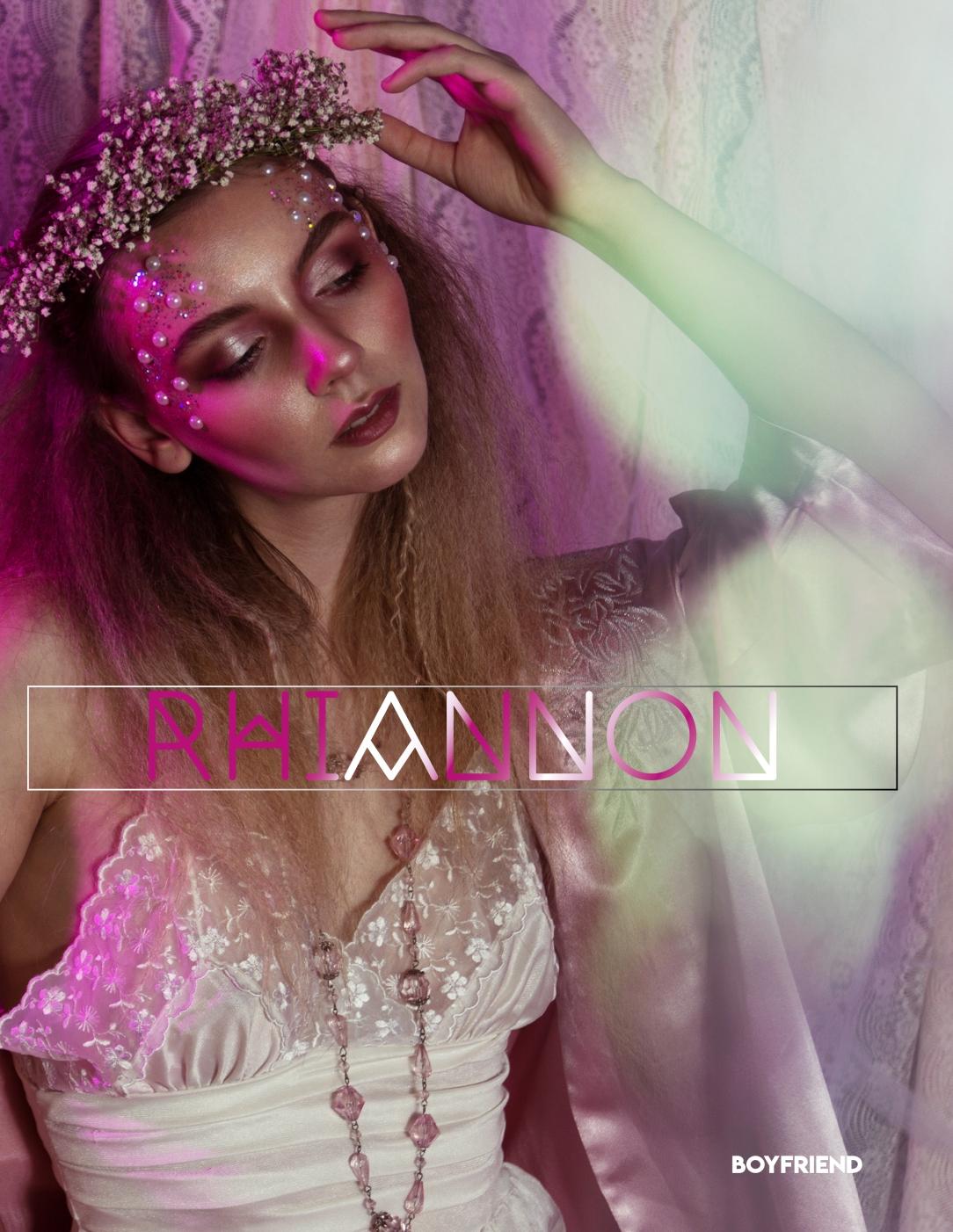 Boyfriend Mag - October 2018 - Rhiannon - Maia Komac
