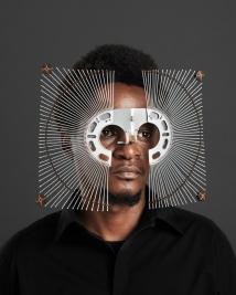 Cyrus Kabiru_ Kwa Kubadilishana Utamaduni Macho Nne-At The Dot _2017_Photographic Print_150 x 120